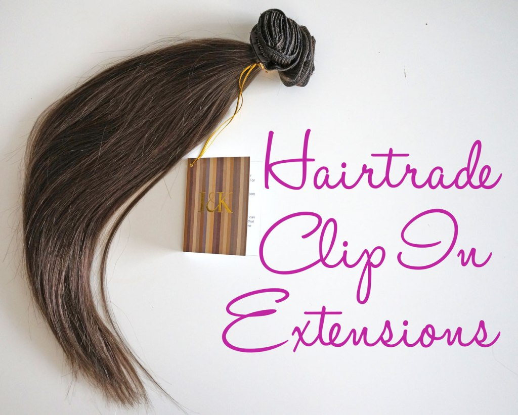 Hairtrade Clip In Extensions | Review