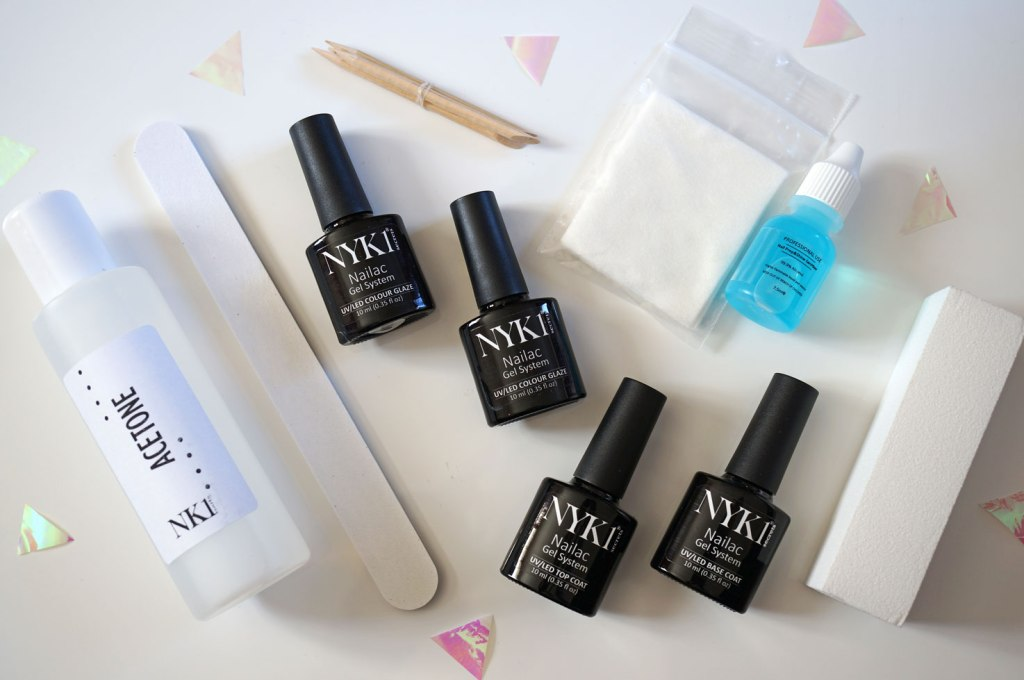 Professional Gel Nails at Home with NYK1