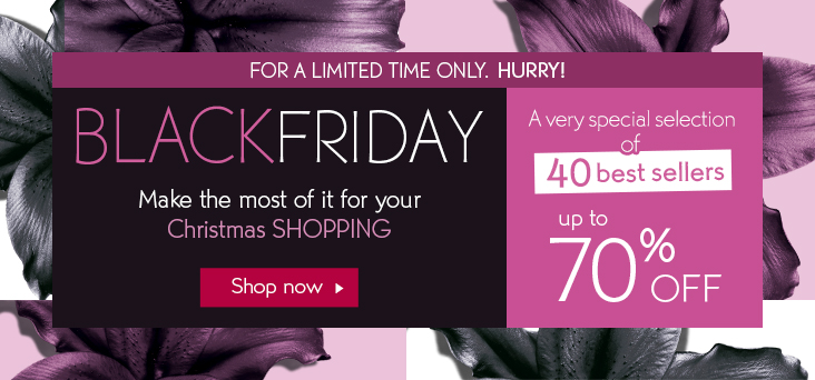 Amazing Black Friday Deals from Yves Rocher!