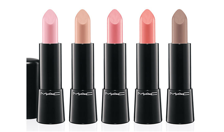 mac lightness of being lipsticks