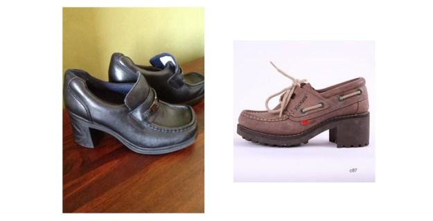 Pod School Shoes