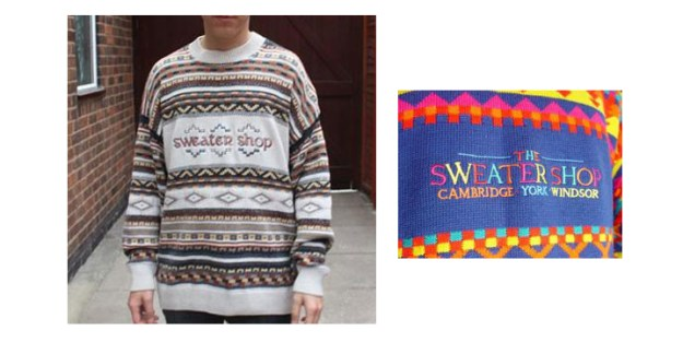 the sweater shop