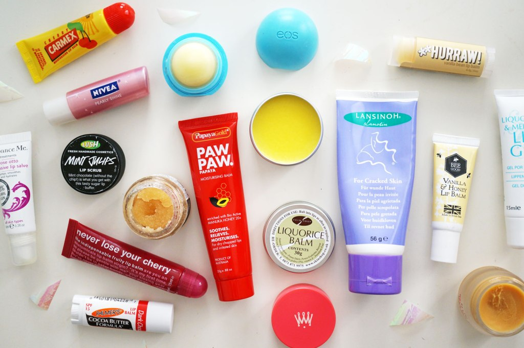 The Under £10 Lip Balm Guide