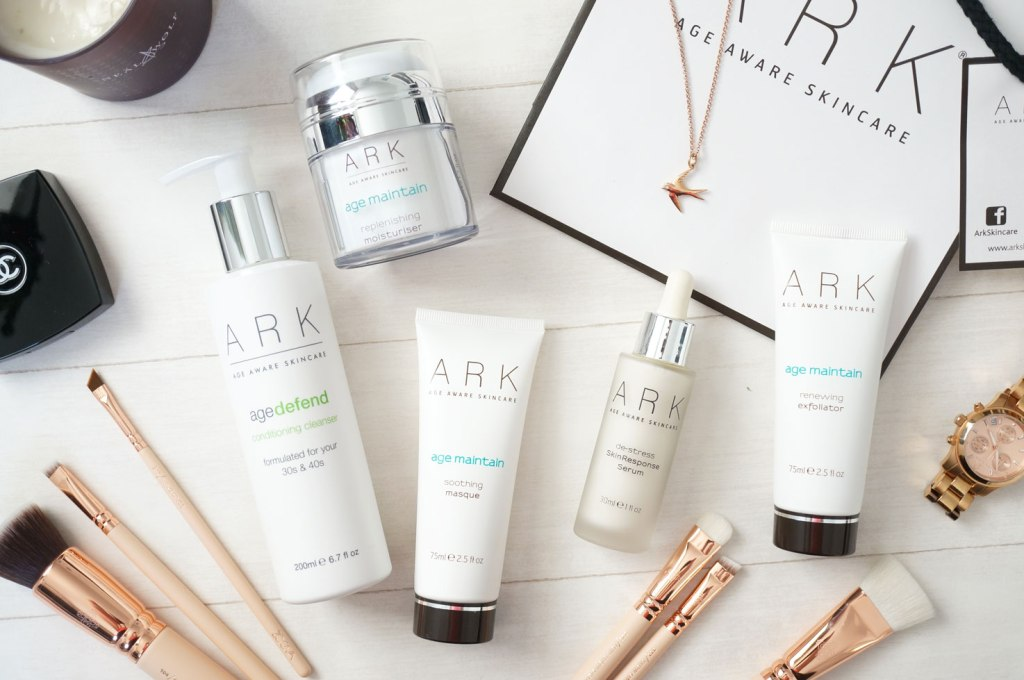 Introducing ARK Skincare: The Age Maintain Range