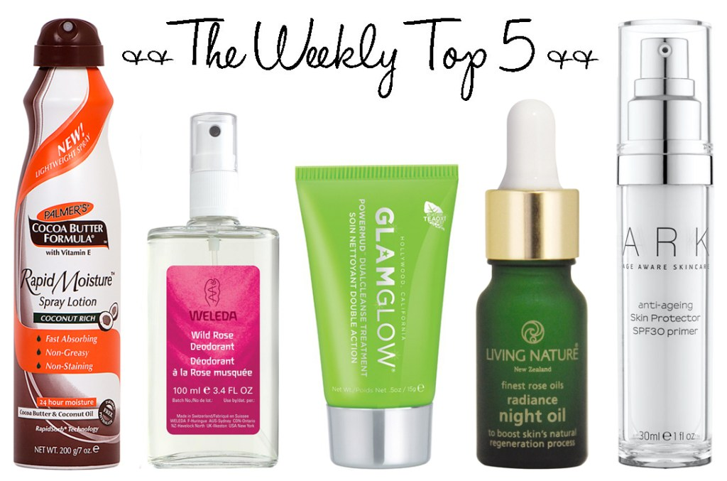 The Weekly Top 5 #4