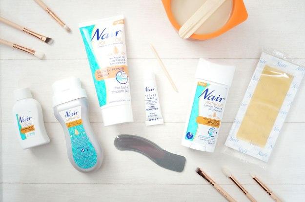 nair-argan-oil-products
