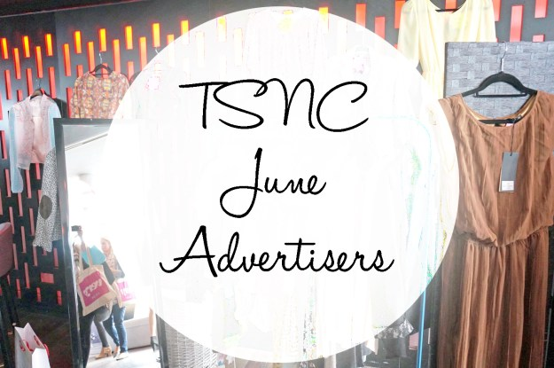 tsnc june advertisers