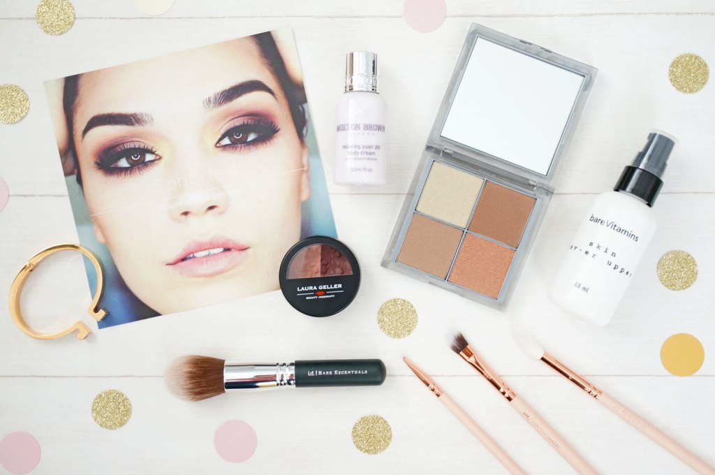 Cohorted August Beauty Box   Review