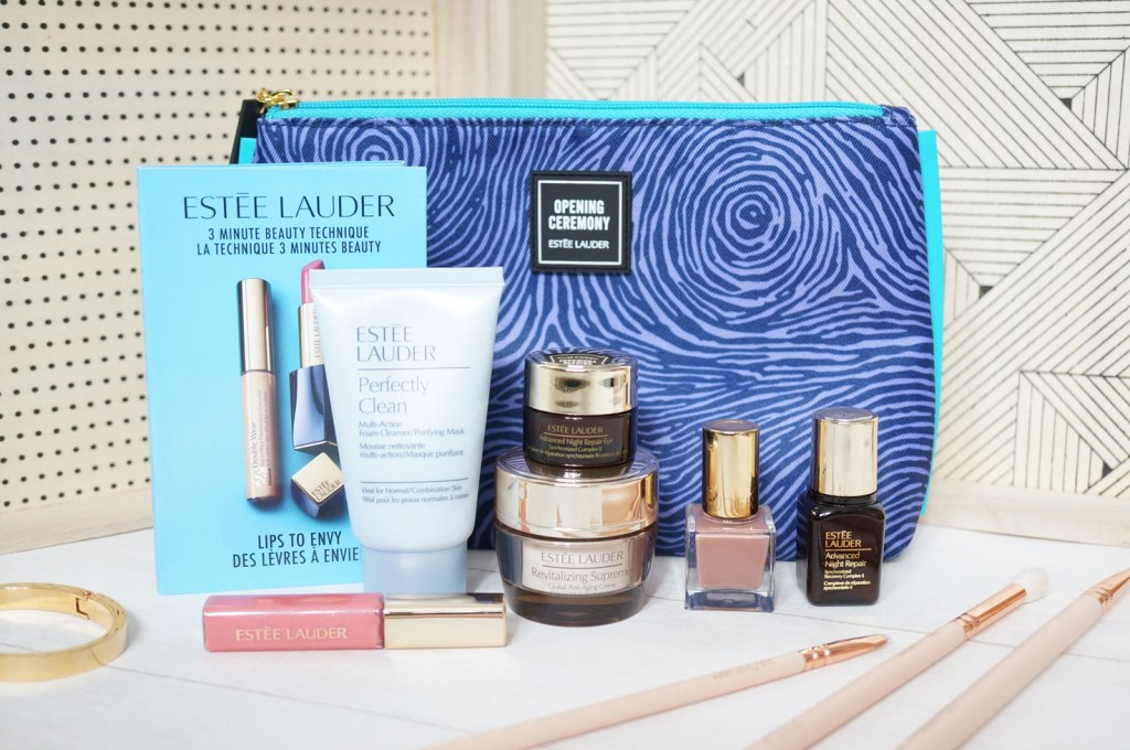 House of Fraser Estee Lauder Gift With Purchase