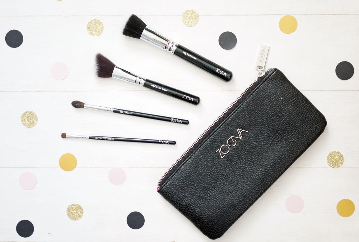 Zoeva Bon Voyage Travel Brush Set