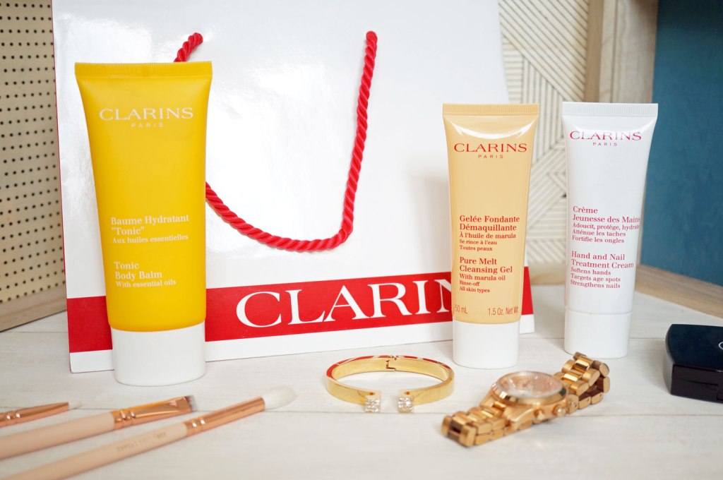 Awesome Clarins Skincare Offer + Giveaway!