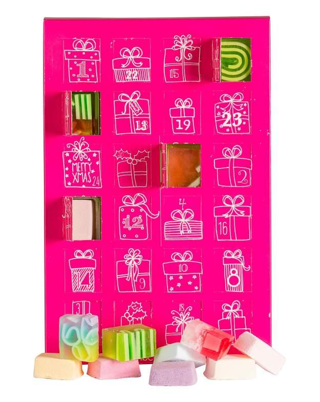 bomb cosmetics advent calendar