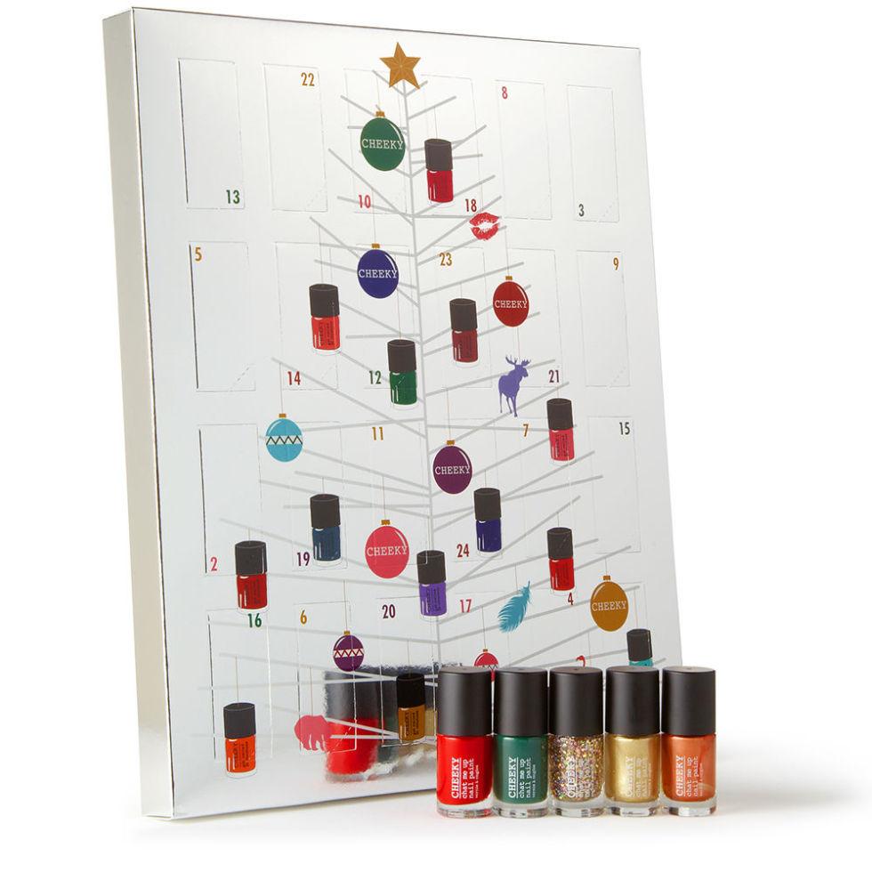 cheeky advent calendar