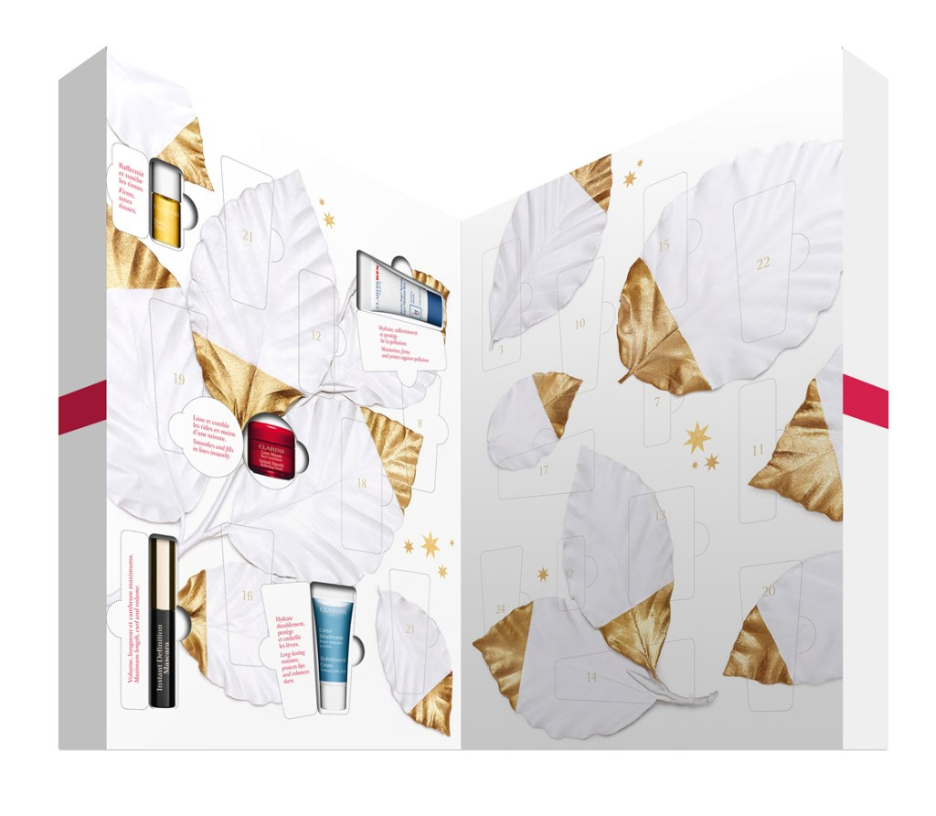 clarins-advent-calendar