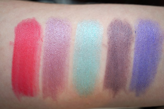 makeup-revolution-unicorns-unite-swatches