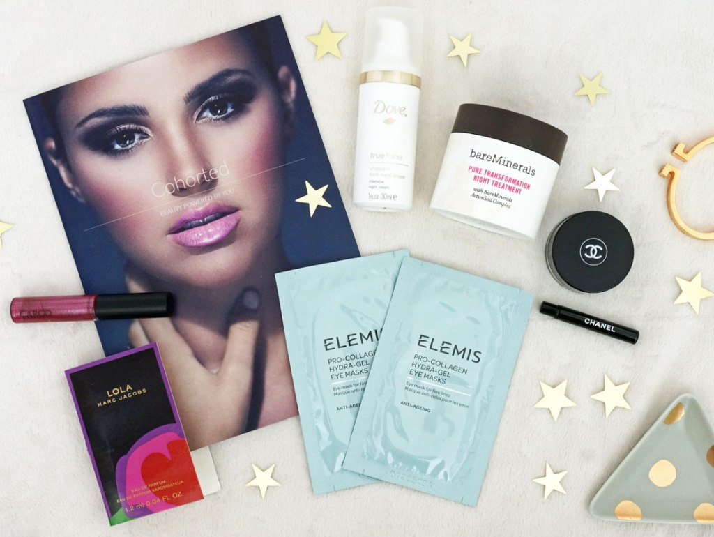 Cohorted February 2016 Beauty Box Review