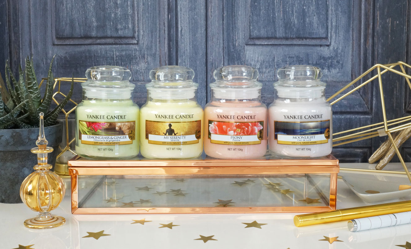 Yankee Candle My Serenity New Spring Collection - Thou Shalt
