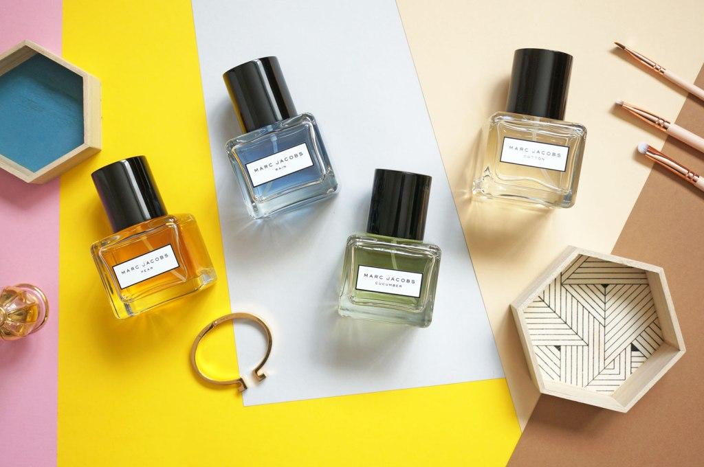 Marc Jacobs Splash Fragrance Collection