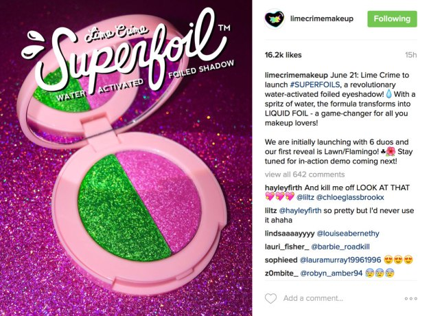 Lime-Crime-Superfoil-Water-Activated-Metallic-Eyeshadow-Duos