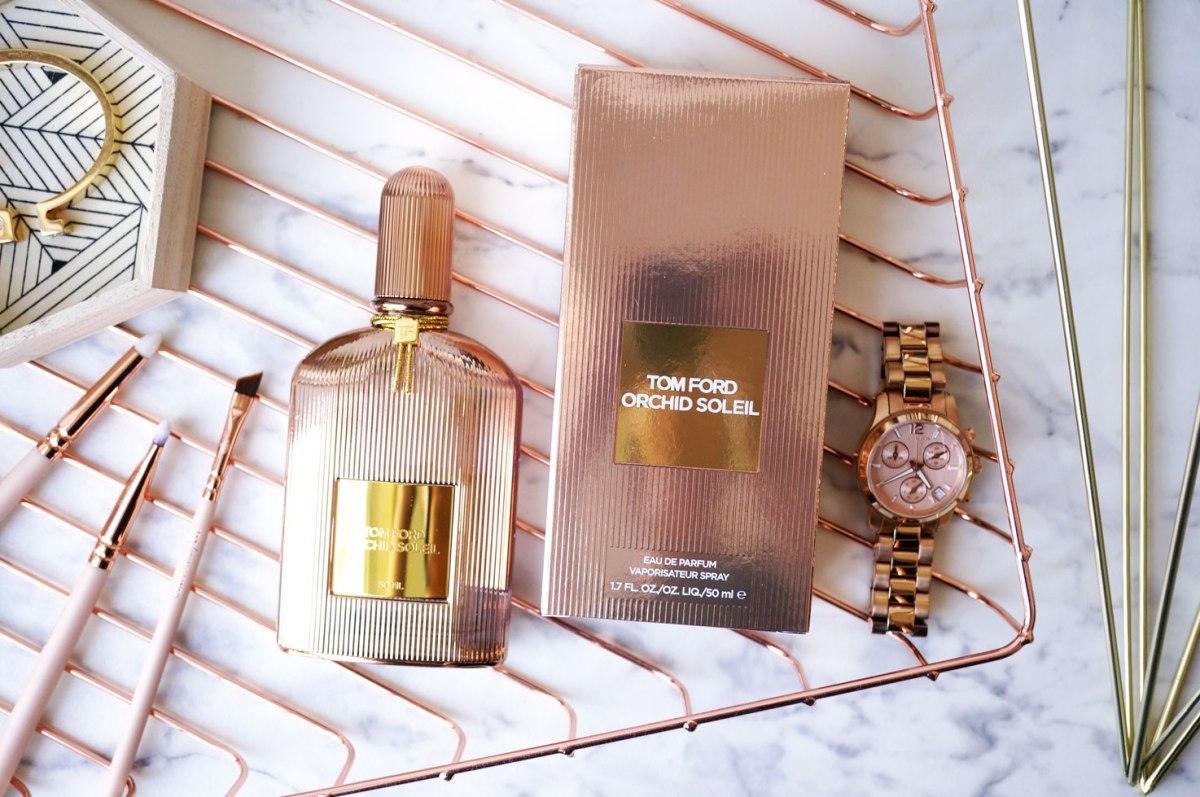 Fragrance: Tom Ford Orchid Soleil