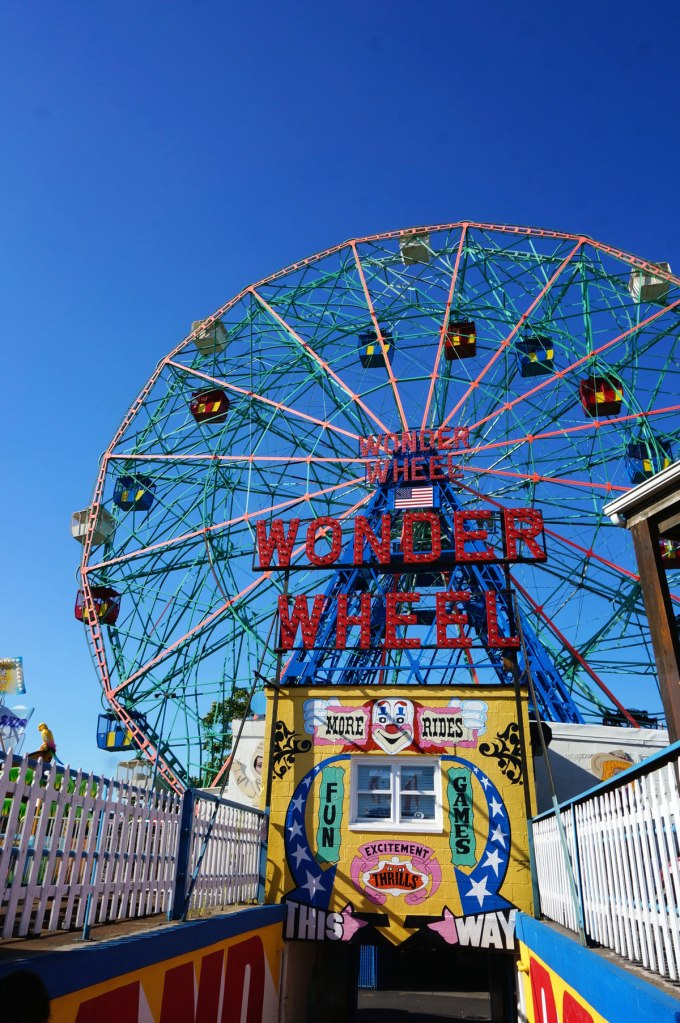My New York Diary: Coney Island #30PlusNYC