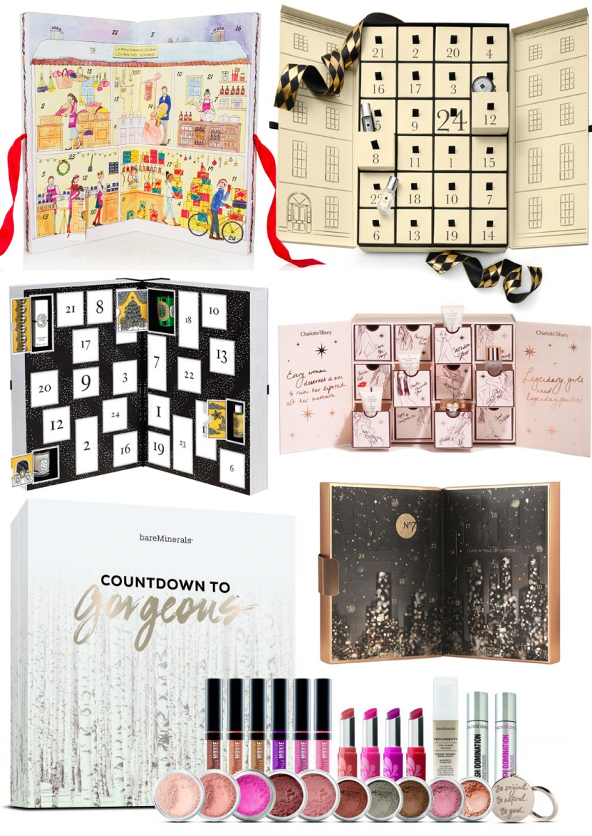 Every Single Beauty Advent Calendar for Christmas 2016!