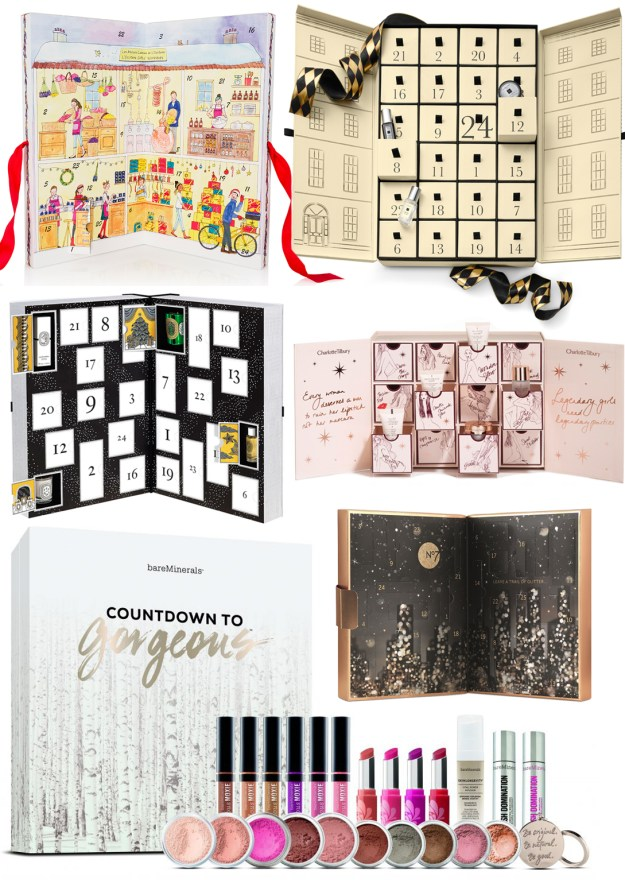 beauty-advent-calendars-2016