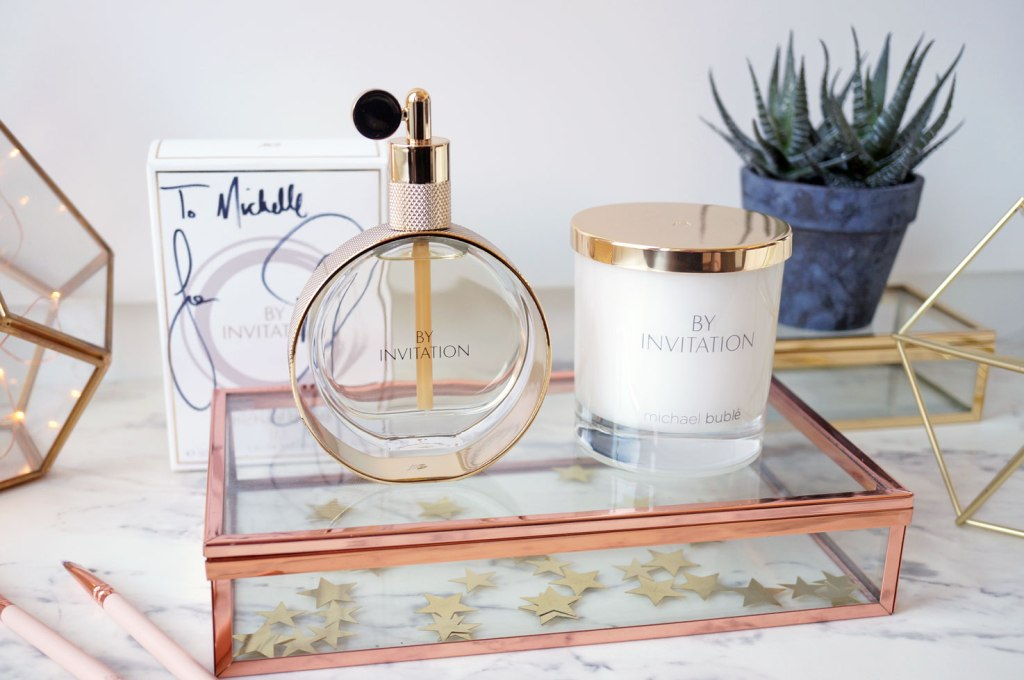 My New York Diary: Michael Buble By Invitation EDP GIVEAWAY