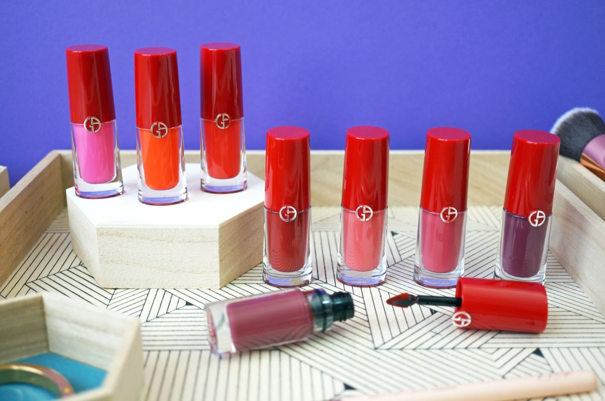 Beauty: New Giorgio Armani Lip Magnets