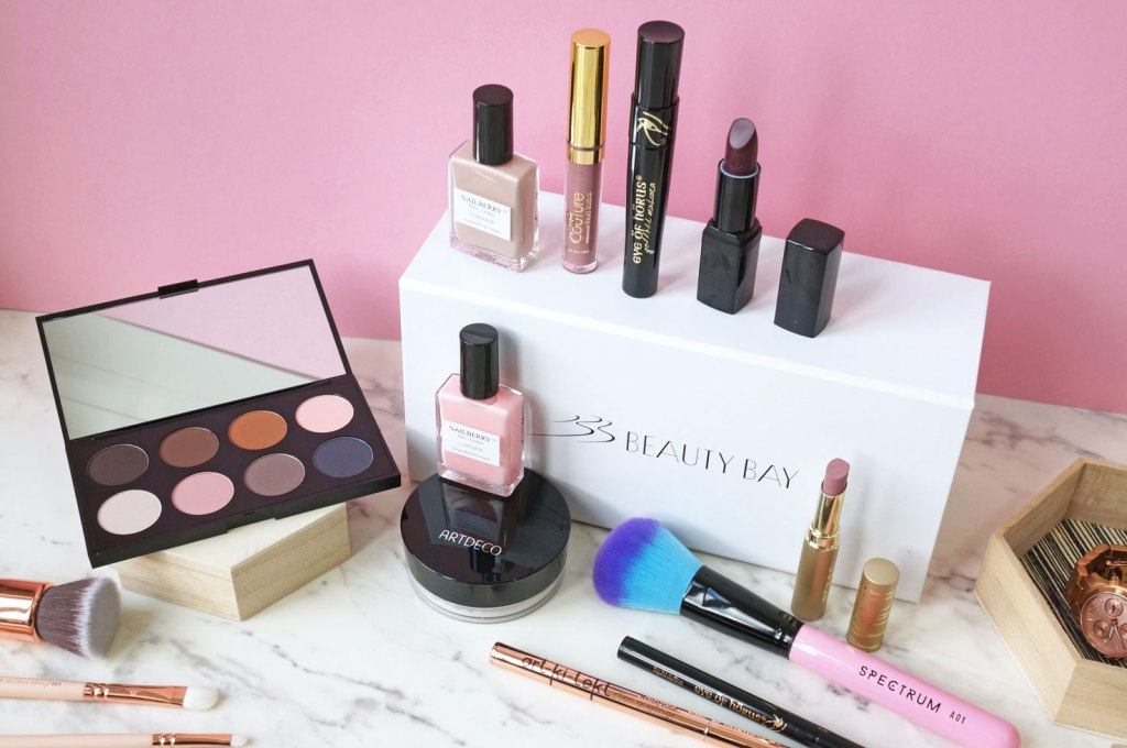 Beauty: The Beauty Bay Colour Cosmetics Box #BBDaretoShare