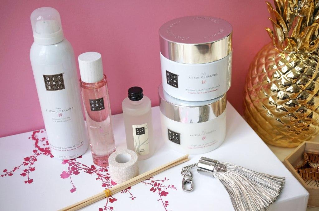 Beauty: Rituals – The Ritual of Sakura Collection