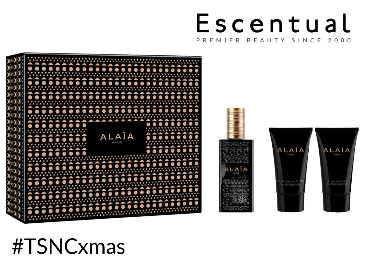 TSNC Advent Giveaway: Escentual Alaia Gift Set! #TSNCxmas