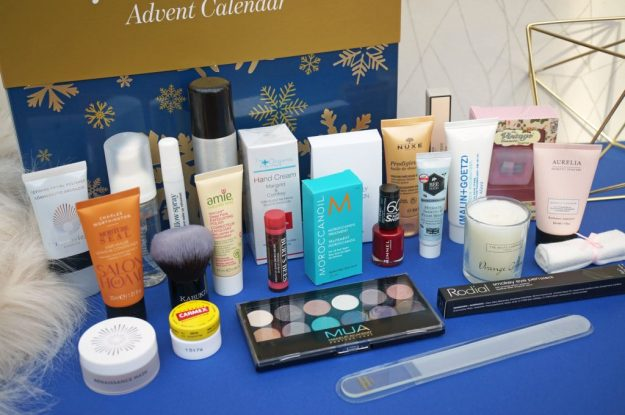 you-beauty-advent-calendar-2016-contents