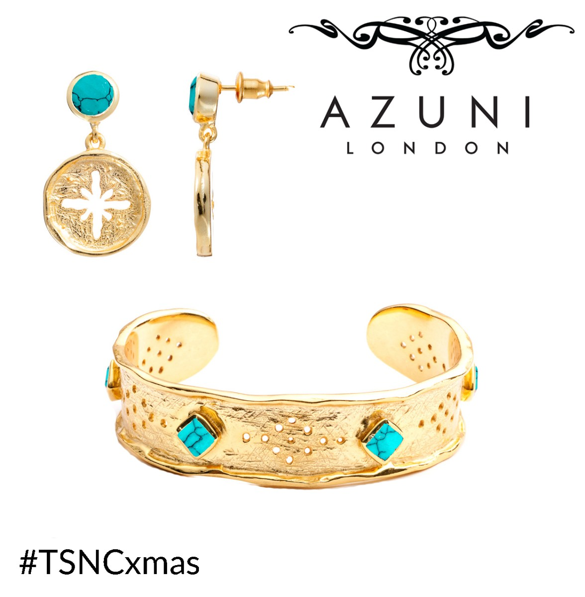 TSNC Advent Giveaway: Azuni London Jewellery! #TSNCxmas