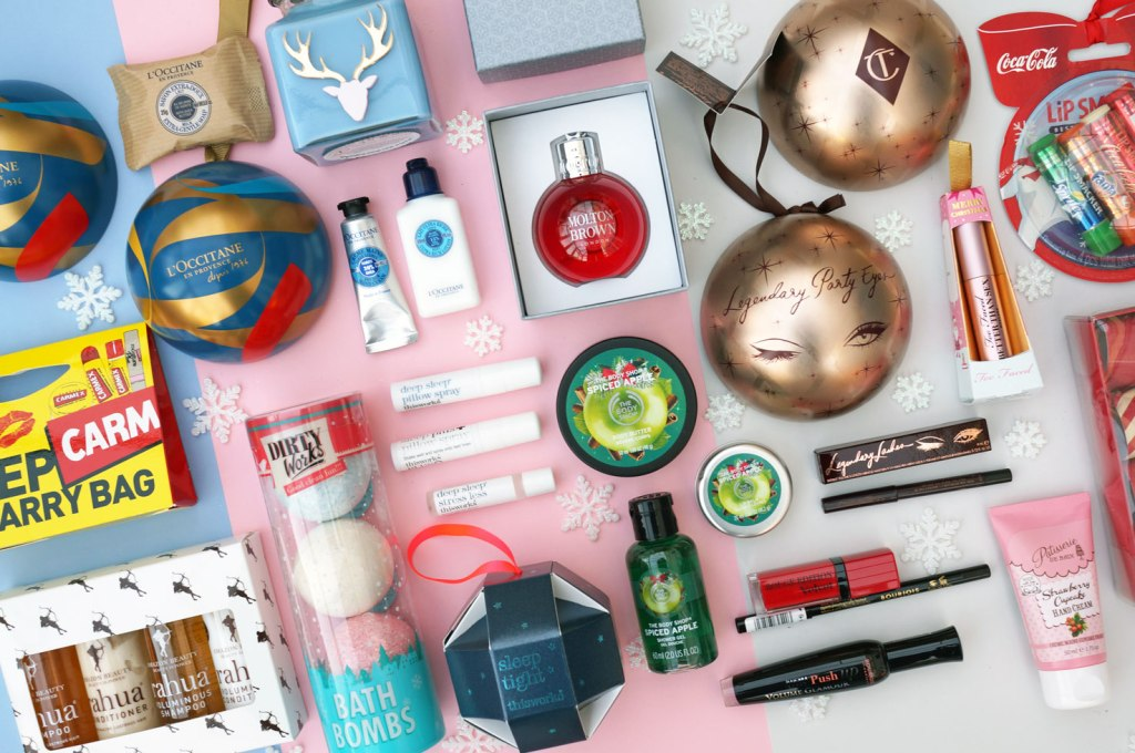 Christmas: The Best Beauty Stocking fillers & Tree Ornaments