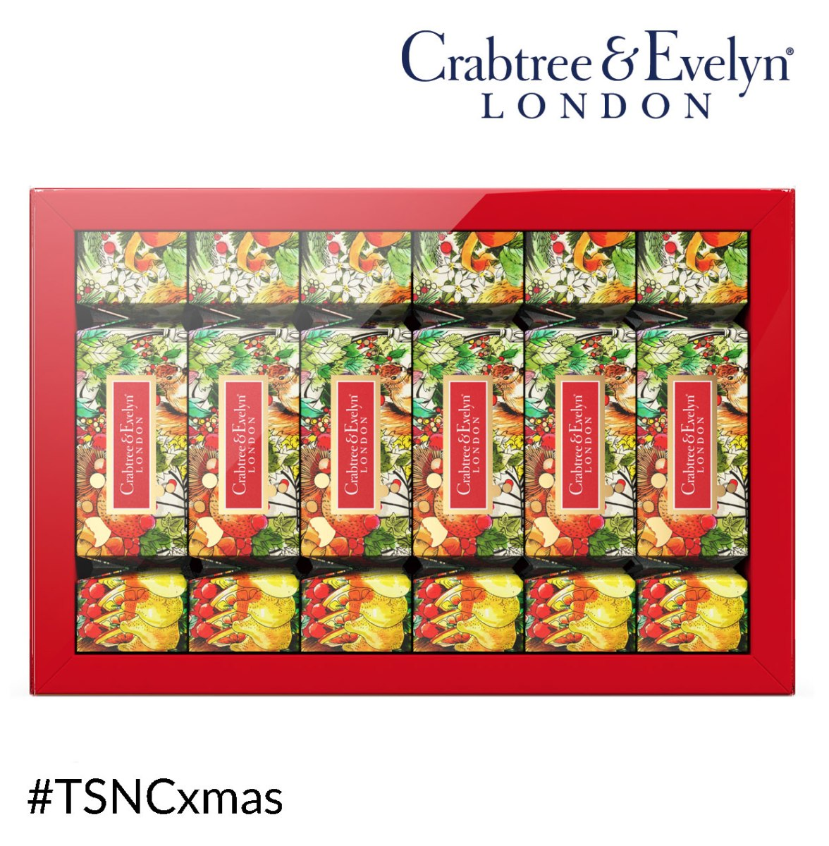 TSNC Advent Giveaway: Crabtree & Evelyn! #TSNCxmas