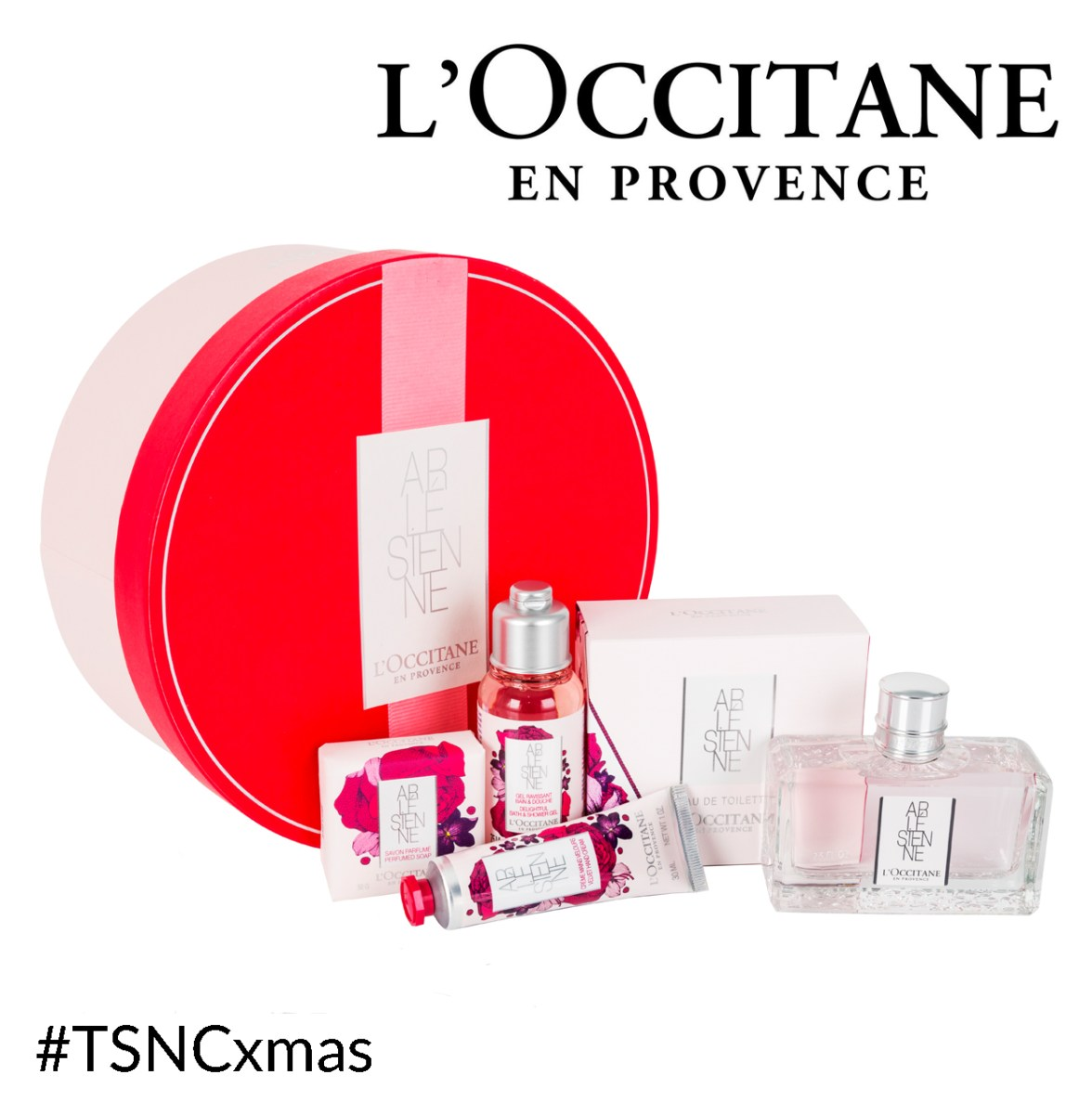 TSNC Advent Giveaway: L'Occitane Gift Set! #TSNCxmas
