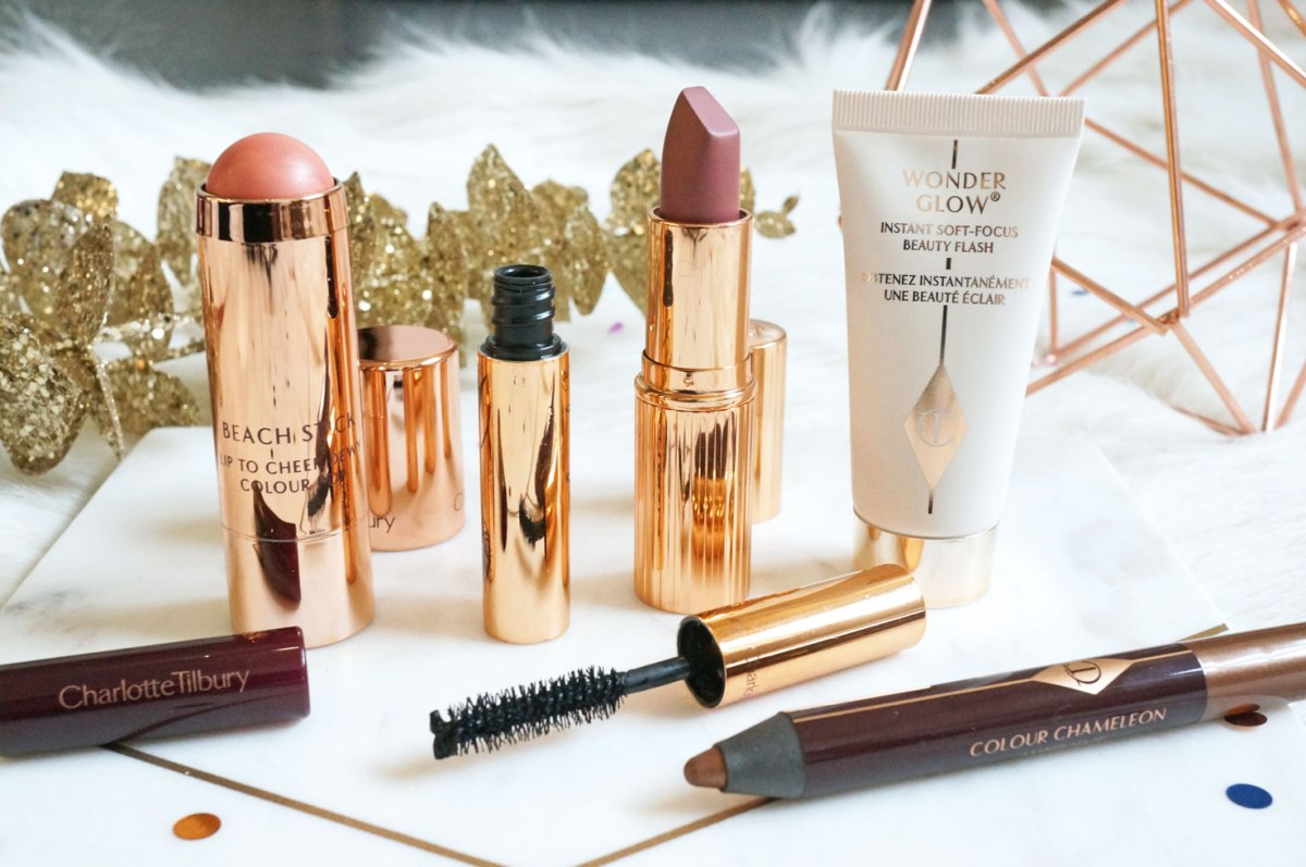 Beauty: Charlotte Tilbury Natural Glowing Look Quick 'N' Easy Kit