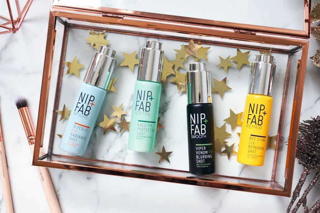 Beauty: NEW Nip & Fab Concentrated Skincare Shots