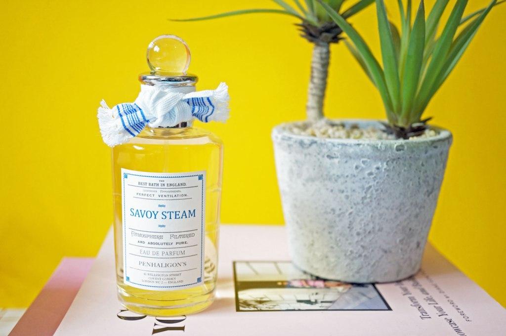 Fragrance: Penhaligon's Savoy Steam EDP