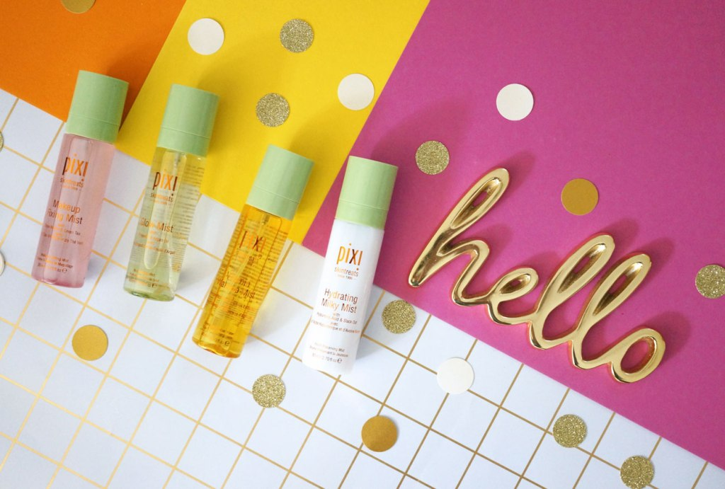 Skincare: Multi Misting with Pixi Beauty #MultiMisting