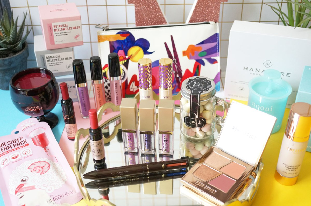 Massive USA Beauty Haul & My Mall Box Service Review
