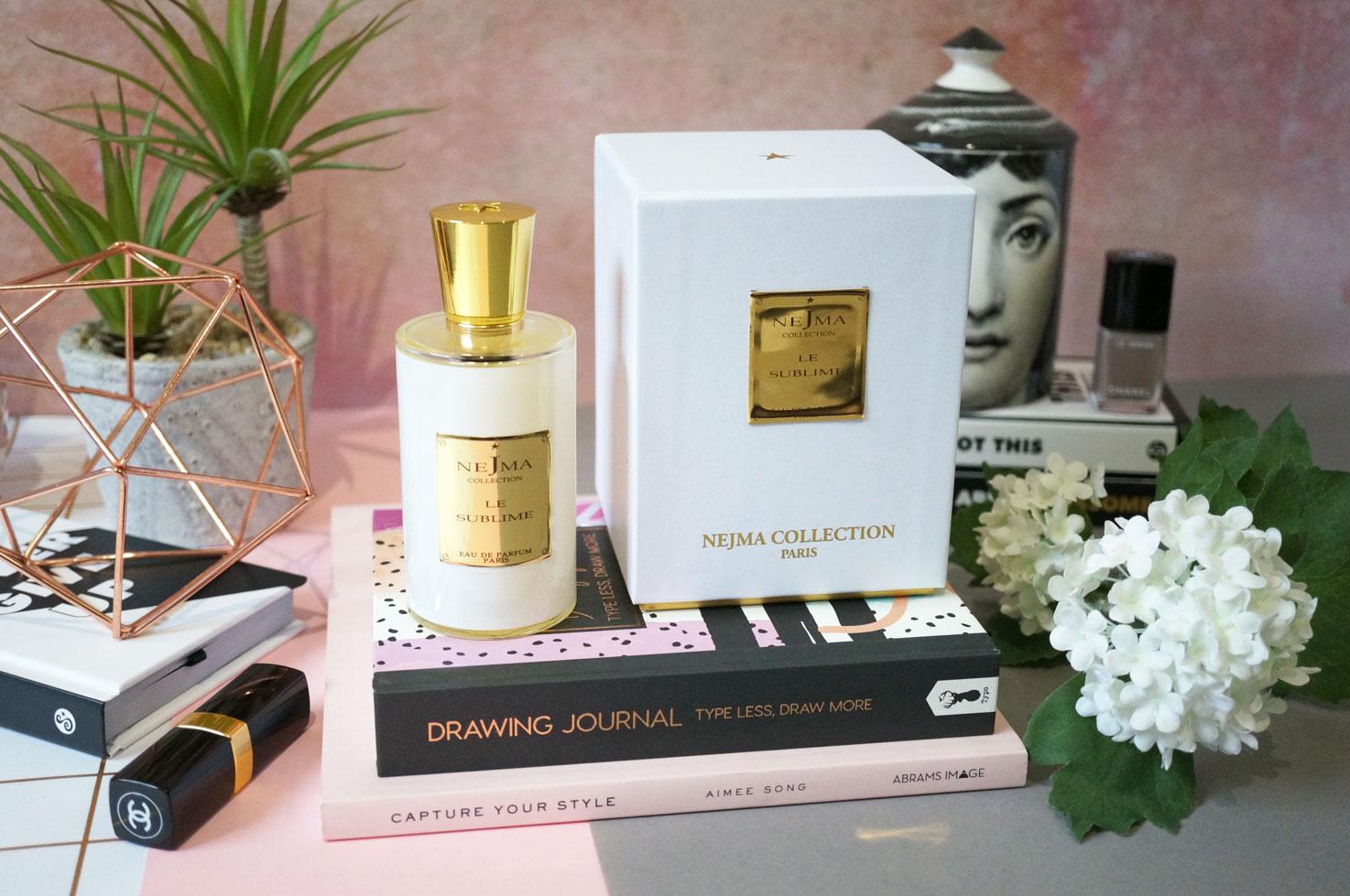 Fragrance: Nejma Le Sublime EDP
