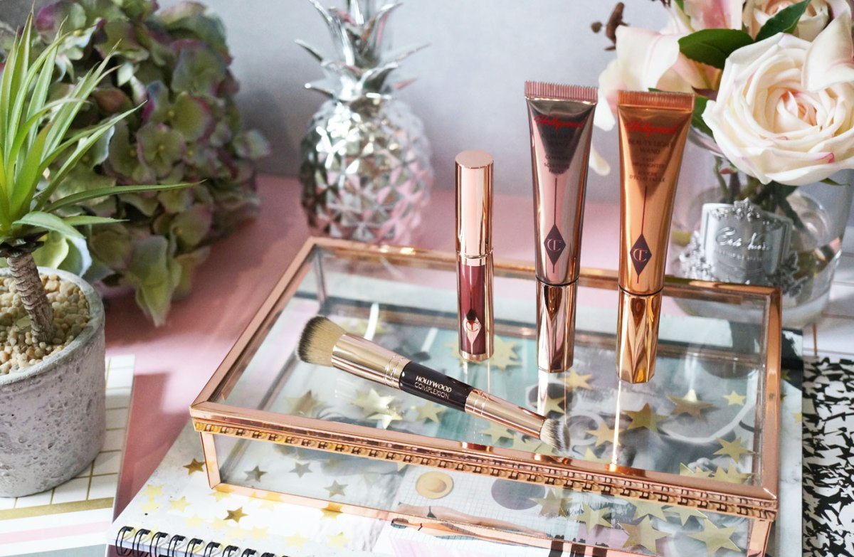 NEW Charlotte Tilbury Hollywood Beauty Secrets Collection