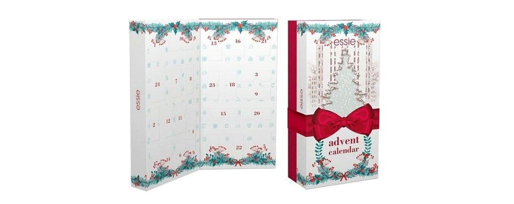 essie advent calendar 2017 tsncblog