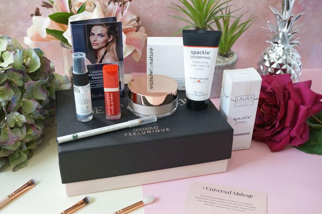 The-Universal-Makeup-Beauty-Box-#POWEREDBYFEELUNIQUE