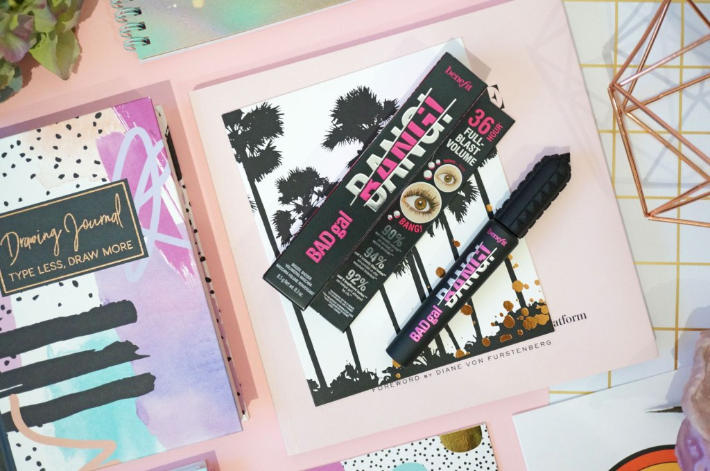 Beauty: New Benefit BADGal Bang Mascara