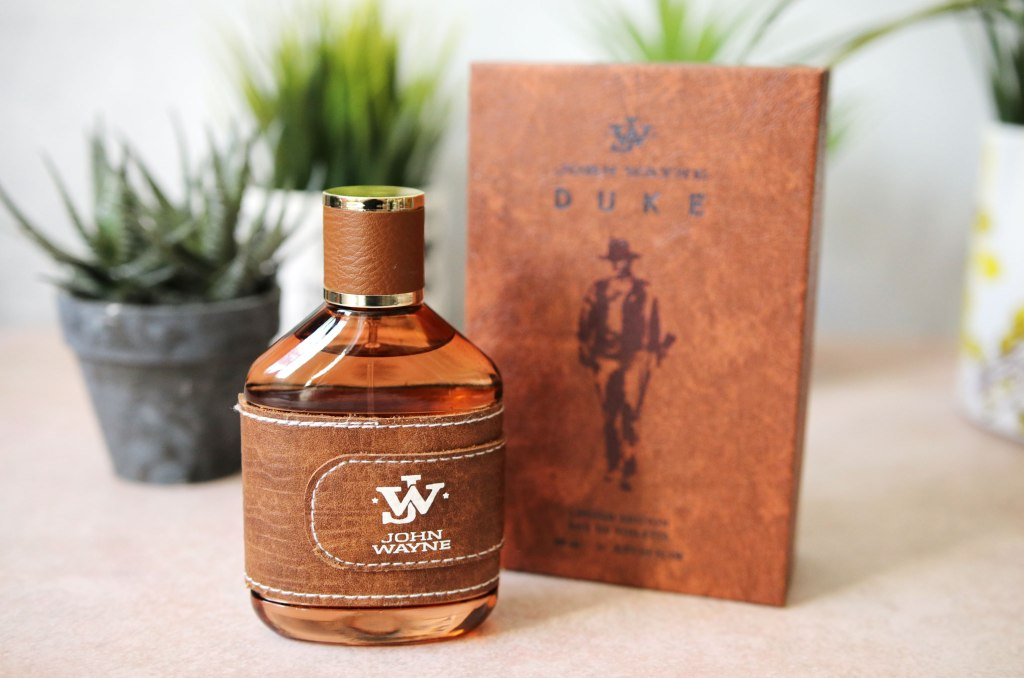 New Men's Fragrance Launch: John Wayne Duke EDP