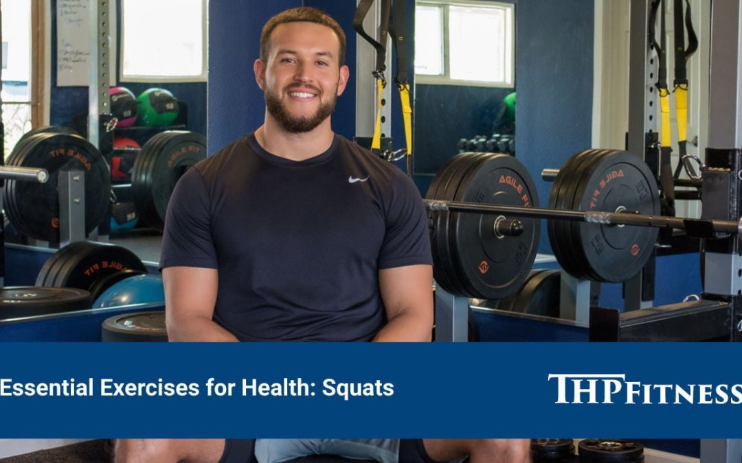 Essential Exercises for Health: Deadlifts
