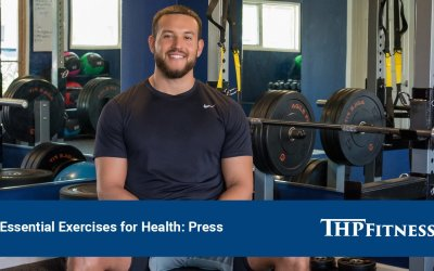 Essential Exercises for Health: Press